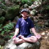 Meditation Waterfall