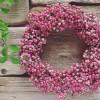New!◎9月24・29日(日・金)「大人ピンクのピンクペッパーリース作り」